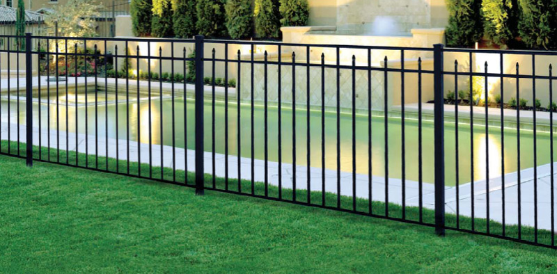 Ornamental Fencing Wrought Iron