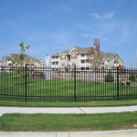 ornamental fence installation Utah
